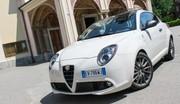 La nouvelle Alfa Romeo MiTo QV 170 ch TCT à l'essai