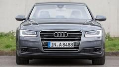 L'Audi A8 restylée aura aussi droit à son e-tron