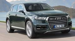 Audi Q7 e-Tron TDI : Géant vert