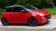 Opel Adam : le nouveau 3 cylindres Ecotec disponible
