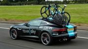 Jaguar lâche ses fauves sur le Tour de France !