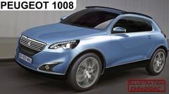 Peugeot préparerait un mini-2008