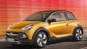 Prix Opel Adam Rocks : Coûteuse coquetterie