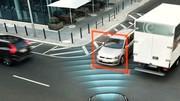 Assistants Volvo XC90 : Protection renforcée