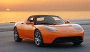 Tesla : l'autonomie du Roadster bientôt en hausse
