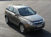 Essai Opel Antara : 4X4 de route ou break de chemin ?