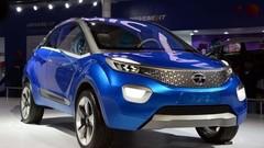 Futur Tata Nexon : petit cousin du futur Range Rover Evoque