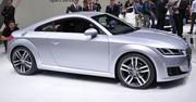 La nouvelle Audi TT s'offre à moins de 40.000 euros