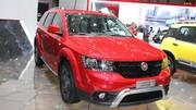 Fiat Freemont Cross : les tarifs