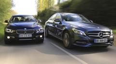Essai BMW 320d Automatique vs Mercedes C 220 BlueTec Auto : Au diable l'avarice !