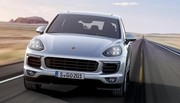 Porsche présente un Cayenne restylé profondémment évolué