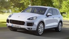 Mondial Paris 2014 : Porsche Cayenne 2 restylé