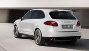 Mini-cure de jouvence pour le Porsche Cayenne