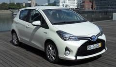 Essai Toyota Yaris restylée : pas que de la gueule !