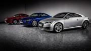 Audi annonce les prix du nouveau TT : pas si cher