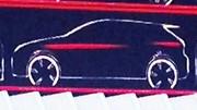 Premier croquis de la Seat Ibiza 5