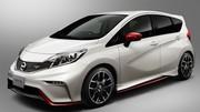 Nissan Note, voici la version Nismo