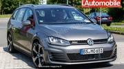 Volkswagen Golf SW GTD : Fini la timidité !