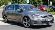 Sportive, sobre et pratique : la VW Golf Variant GTD