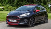 Premier contact - Ford Fiesta Red Edition et Black Edition : Petit mais costaud !