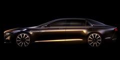 Aston Martin : le retour de la Lagonda