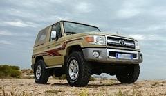 Essai Toyota Land Cruiser GRJ71