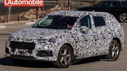 Audi SQ7 : Bouche-trou à double titre