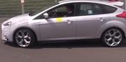 La future Ford Focus RS se teste sur la Nordschleife