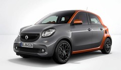 "Smart propose sa nouvelle Forfour en ""Edition 1"""