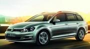 Volkswagen Golf SW (2014) : lancement de la série spéciale Cup