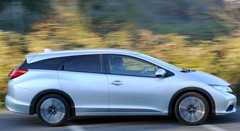 Essai Honda Civic Tourer 1.8 i-Vtec Executive : L'essence pratique