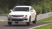 La Cadillac ATS-V saute sur le Nürburgring