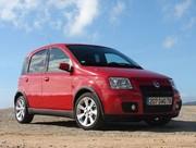 Essai Fiat Panda 100 HP Sport : sportive de poche