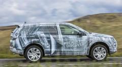 Nouveau Land Rover Discovery Sport: 7 places pour se distinguer