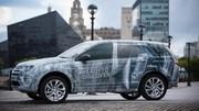 """Land Rover Discovery Sport : les premières photos """"officielles"""" !"""