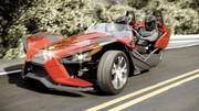 Polaris Slingshot : la 3 wheeler américaine