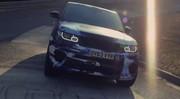 Le Range Rover SVR, rapide malgré lui