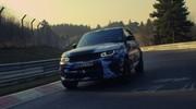 Range Rover Sport SVR : SUV le plus rapide du Nürburgring