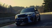 Le Range Rover Sport SVR en 8'14''
