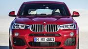 BMW : un X2 attendu en 2017