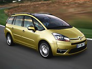 Essai Citroën C4 Picasso : La route sur grand écran