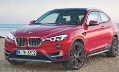 L'arrivée d'un inédit BMW X2 se confirme pour 2017