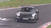 La nouvelle Porsche 911 GT3 RS roule fort, très…