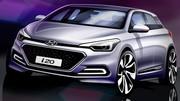 Future Hyundai i20 : À la mode parisienne