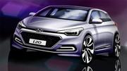 Hyundai i20 2015 : le nouveau style dévoilé !