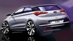 Future Hyundai i20 2015 : premières images officielles