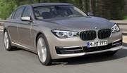 Future BMW Série 7 : Porte-drapeau allégé
