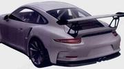Voici la Porsche 991 GT3 RS