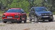 Essai Citroën C4 Cactus vs. Dacia Duster : Saveurs authentiques