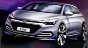 Hyundai i20 : elle sera au Mondial de Paris